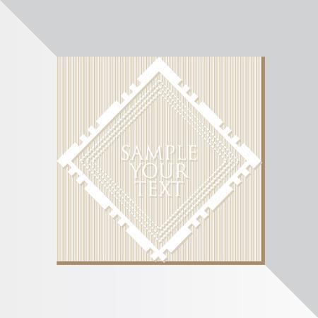 carte invitation: arri�re-plan cr�atif carton d'invitation
