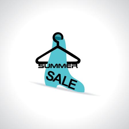 footwear: summer sale on footwear