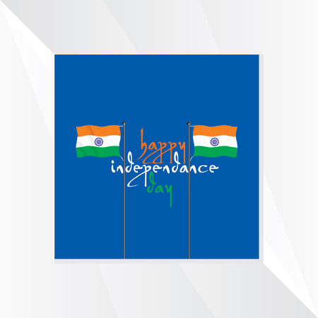 peace day: independence day concept