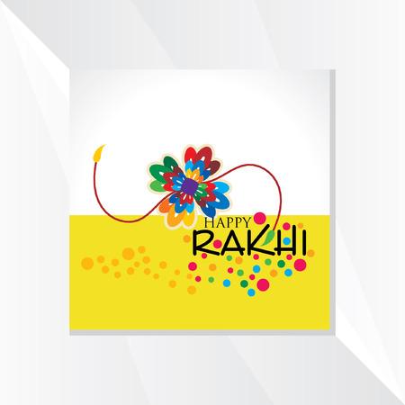 bahan: raksha bandhan festival concept vector Illustration