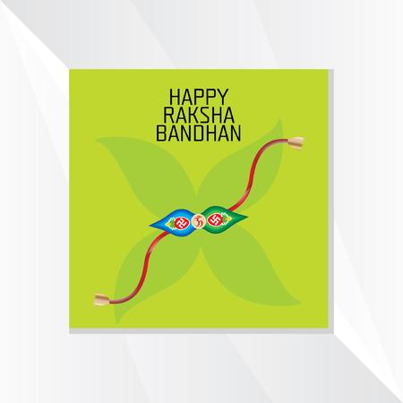 hands tied: raksha bandhan festival concept vector Illustration