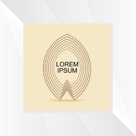 company: creative company logo concept Illustration