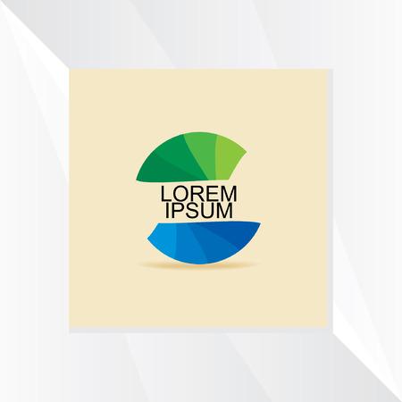 company: company logo concept vector