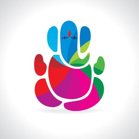 ganesha: creative lord ganesha festival