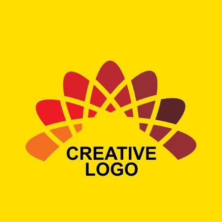 business logo concept vector illustration