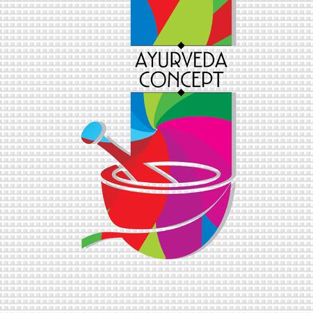 creative mortar and pestle ayurveda