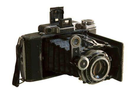 ANTIQUARIAN medium format camera photo