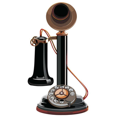 telefoni: Vecchio telefono