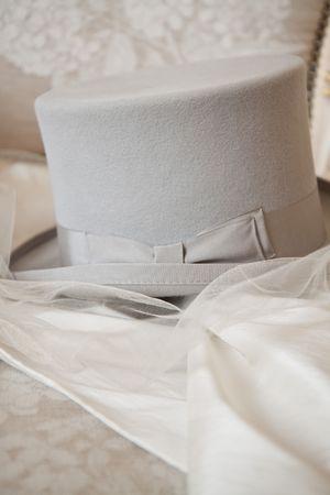 tophat: Wedding top-hat