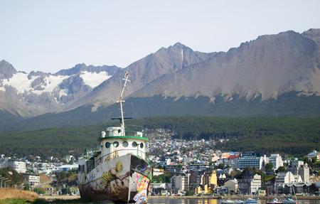 Ushuaia Town
