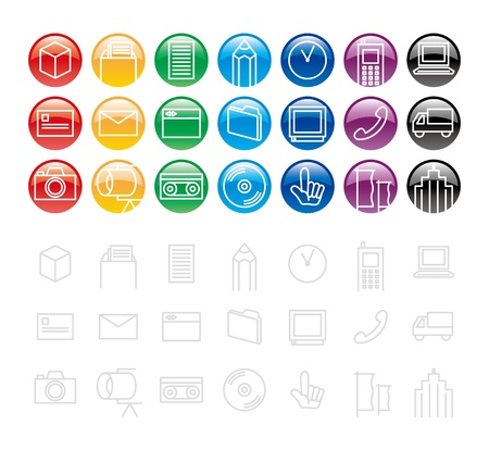design elements / icon Illustration
