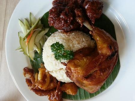 malay food: Malay food