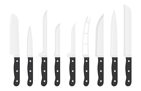Cooking Knife Clipart