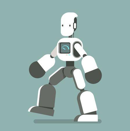 Vector character design Ilustração Vetorial