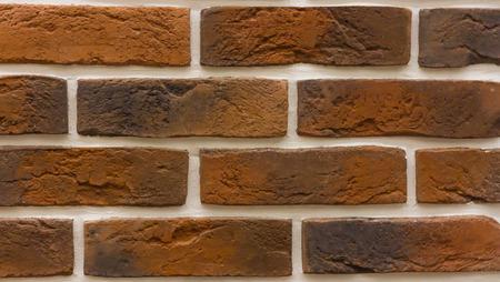 red brick brickwork, texture, background, stone road