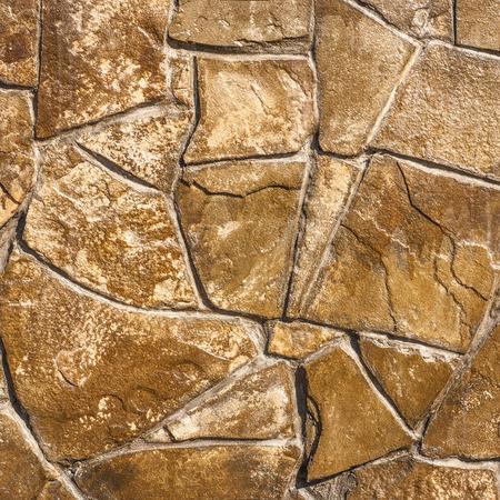 floor level: decorative stone background Stock Photo