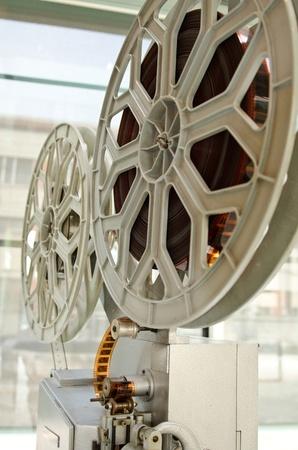 16mm: Film projector