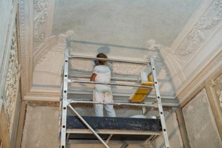 Renovation wall