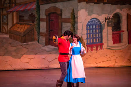 Orlando, Florida. January 03, 2020, Beauty and the Beast Live on Stage at Hollywood Studios (119)