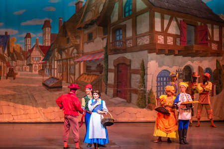 Orlando, Florida. January 03, 2020, Beauty and the Beast Live on Stage at Hollywood Studios (117)