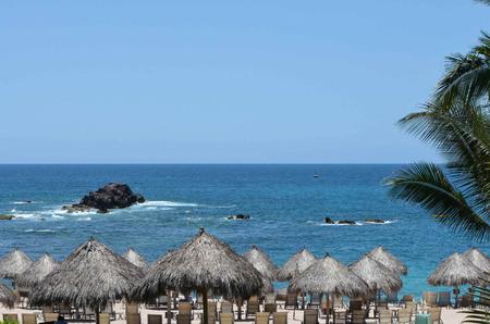 Plaża w Punta de Mita, Nayarit