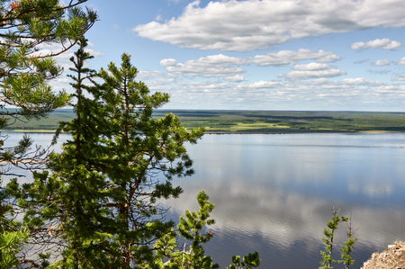 National heritage of Russia placed in republic Sakha, Yakutia, Siberia