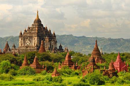 The began at Myanmar