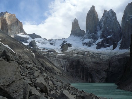 paine: Torres del paine (Chile)