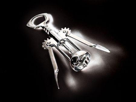 cork   screw: cork screw