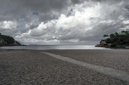 sa: Beach Sa Tuna in Begur