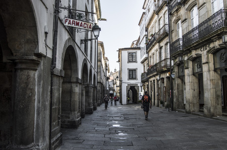 de': Santiago de Compostela