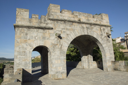 Camino de Santiago Zubiri to Pamplona