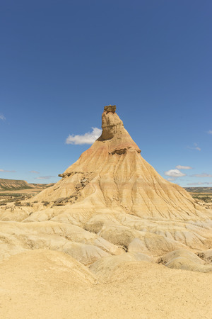 navarra: The desert of the bardenas reales in navarra