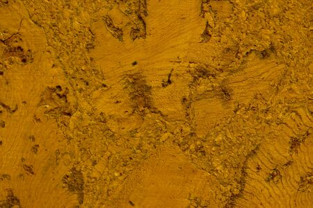 A background with a wooden texture of a brown color