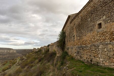 The medieval town of Rello in the province of Soria, Spain