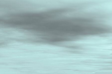 A background with clouds effect with blue tone