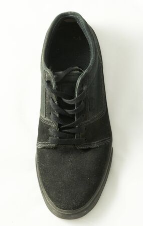 The black casual sneaker.