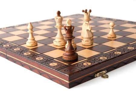 checkmate: Checkmate Stock Photo