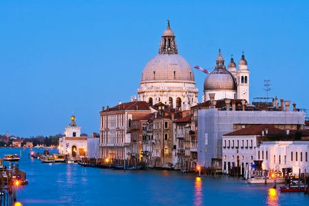 Santa Maria Della Salute, Church of Health photo