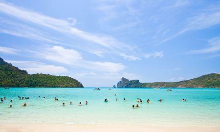 Phi-Phi Island Phuket Thailand Stock Photo - 7407796