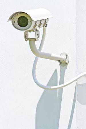 Big Security Camera, CCTV Stock Photo - 7963857
