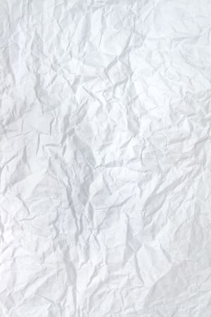 Wrinkled paper using as background Stock Photo - 7916013