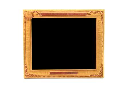 golden beautiful frame Stock Photo - 8176633