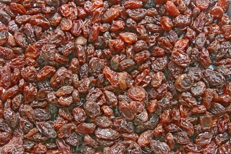 seedless: Dry Seedless Raisin, background texture pattern Stock Photo