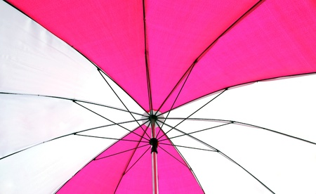 pink umbrella using as background Stock Photo - 8721892