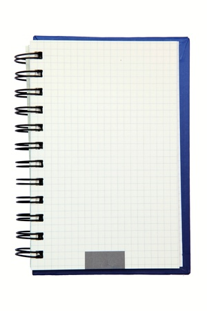 isolated ring binding graph book Stock Photo - 8967983