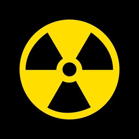Nuclear Symbol Stock Photo - 9136414
