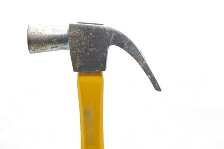 closeup of yellow hammer Stock Photo - 9136421