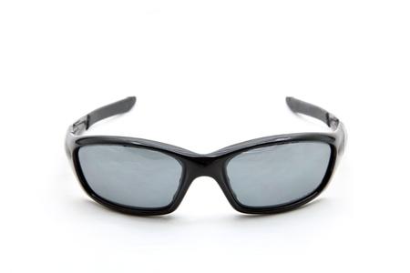 studio shot of isolated fashion sunglasses isolated on white background Stock Photo - 9599466