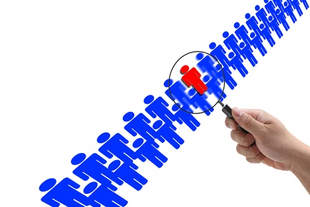 recruiting: Choosing the Right Person employee for business recruitment